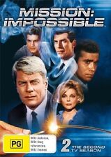 MISSION IMPOSSIBLE SECOND SEASON BOX SET 7 DISC BRAND NEW PETER GRAVES