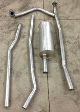1940 FORD 8 CYLINDER PASSENGER CAR & TRUCK SINGLE EXHAUST SYSTEM, ALUMINIZED
