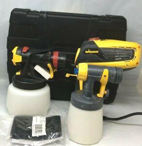 WAGNER FLEXiO HVLP Handheld Paint Sprayer Spray Gun, ZX552