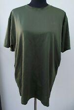 UNDER ARMOUR MENS HEATGEAR TACTICAL Olive Green T-shirt XL