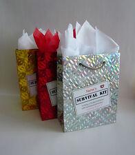 Nurse Survival Kit Fun Novelty Gift Idea Unique Thankyou Present Keepsake