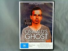 Oswald's Ghost: What Really Happened DVD Region 4 Documentary