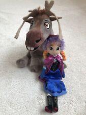 Frozen Soft Toy Bundle Anna And Sven
