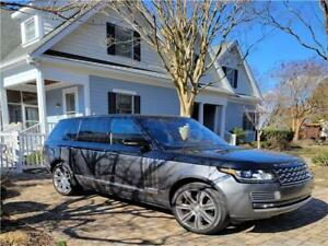 2017 Land Rover Range Rover SV Autobiography
