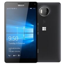 Brand New Microsoft Lumia 950 XL Dual Sim 32GB Black Unlocked Smartphone RM-1116