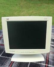 Rare Vintage 2001 Viewsonic VG150 Monitor