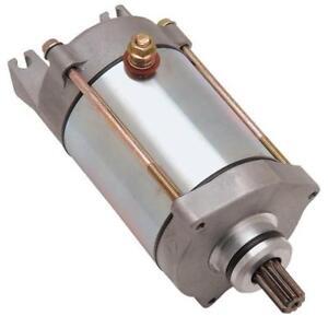 Ricks Electric Starter Motor For Honda PC800 VT700C VT750C VT800C VT1100C