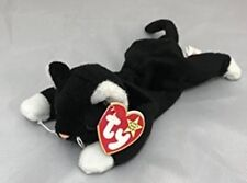 Ty Beanie Baby Zip The Black Cat 4th Generation PVC Filled