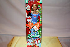 NIB-CHRISTMAS MORNING BARBIE DOLL-2005-SPECIAL EDITION-SNOWMAN-GIFT FOR YOU-P.J.