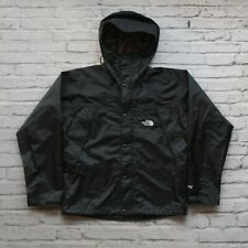 Vintage North Face Goretex Mountain Parka Jacket Size M Black Ripstop