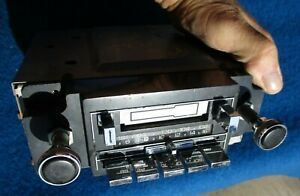 1984 1985 1986 1987 Buick Regal AM FM 8 Cassette Stereo Radio Original GM