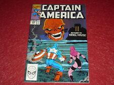 [BD COMICS MARVEL USA] CAPTAIN AMERICA # 370 - 1990