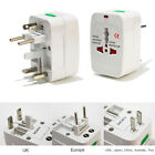 Universal US/UK/AU/EU Travel AC Power Adapter Plug Converter World All-in-one