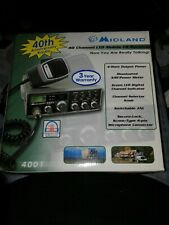 Midland 40 Channel Cb Radio
