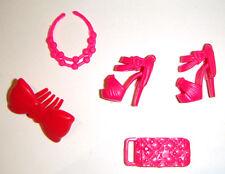 Barbie Dolls Sized Purse/Shoes accessories for Barbie Dolls ac001 a