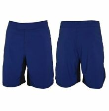 Blue MMA Fighting Shorts - Blank
