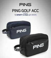 2020 New Ping Sporty a Max Pouch Black, Navy Color