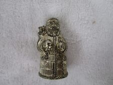 International Silver Co. CHRISTMAS SANTA [SALT OR PEPPER SHAKER!!!!]~~NICE