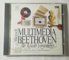 Microsoft Multimedia Beethoven: The Ninth Symphony (Pc)