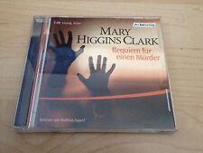 Mary Higgins Clark: Requiem für Einen Mörder [CD]