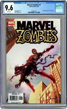 Marvel Zombies 1A 1st Printing CGC 9.6 2006 3763701013