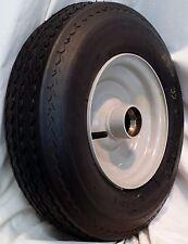 1) 4.80-8 4.80x8 480x8 480-8 OE Log Splitter Tire Rim Wheel Huskee Airens Blem