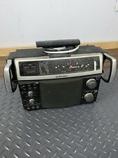Vintage Emerson Multi Band MBR-1 Shortwave Radio AM FM Weather CB Air TV Used
