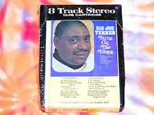 BIG JOE TURNER Turns On The Blues UNITED RECORDS 8 track BRAND NEW AND UNOPENED