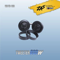 New 800W Car Stereo Speakers Music Soft Dome Balanced Car Tweeters