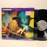 Steve Hunter- The Deacon- IRS Synth Pop LP- VG++/VG+ WOL