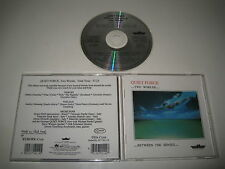 QUIET FORCE/TWO WORLDS BETWEEN THE SENSES(IC/710.114)CD ALBUM
