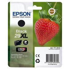Epson Strawberry Black 29XL Ink Cartridge (C13T29914010) Expression Home XP-235