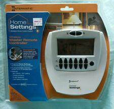 Intermatic Home Settings Wireless Master Remote Controller Zwave Ha07C