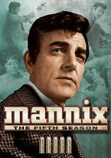 MANNIX THE FIFTH SEASON 5  MIKE CONNORS  NEW SEALED 6-DISC DVD FREE SHIPPING