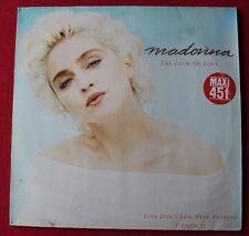 Madonna, the look of love, Maxi vinyl