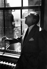 Frank Costello Poster, Smoking, Gangster, Italian Mafia, New York City