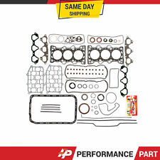 Full Gasket Set for 87-90 Acura Legend Sterling 827 V6 2.7L C27A1 SOHC 24V