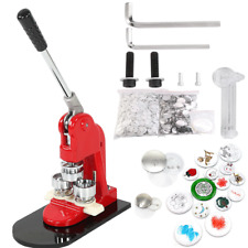 3.2cm Badge Punch Press Maker Machine 1000 Circle Button Parts Circle Cutter