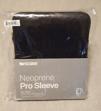 Incase Neoprene Pro Soft Sleeve Pouch Case for iPad 4th Generation - Black