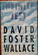 David Foster Wallace~Infinite Jest~First Edition/First Printing 1996 Mylar Cover
