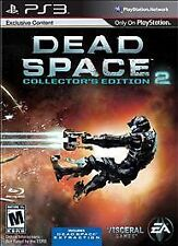 Dead Space 2 -- Collector's Edition (Sony PlayStation 3, 2011)