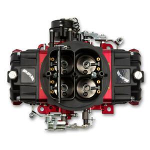 Holley 750CFM Billet Aluminum 4 Barrel Double Pumper Carburetor Electric Choke