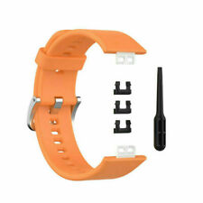 Watchbands Silicone Strap Protective Case Band For HUAWEI Watch Fit Smart Watch