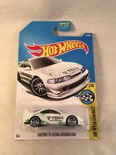 Hot Wheels 2001 '01 Acura Integra GSR HW Speed Graphics 3/10 White