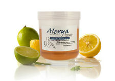 ALEXYA NATURAL SUGAR PASTE HAIR REMOVAL DEPILATION SUGARING WAX 300g
