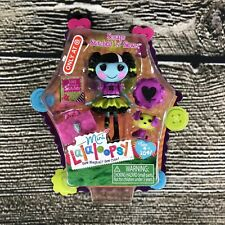 Lalaloopsy Doll Mini Scraps Stitched N Sewn Halloween Target Exclusive 2012
