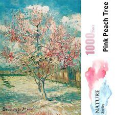 1000 Pieces Puzzles Peach Blossom Kids Adult Vincent Van Gogh Art Jigsaw Puzzles