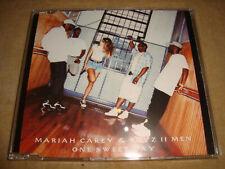 MARIAH CAREY & BOYZ II MEN - One Sweet Day  (Maxi-CD)