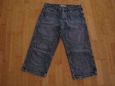 Eight2Nine Herren Jeans Shorts Gr.M blau Bermuda 3/4 Länge 100% Baumwolle Denim