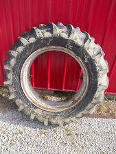 Ford 8N 9N 2N ferguson 50 35 tractor 12.4x28 99% tread tire & rim